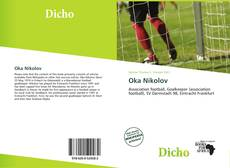Buchcover von Oka Nikolov
