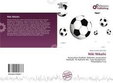 Bookcover of Niki Nikolic