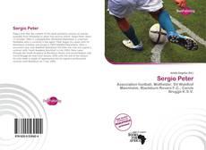 Portada del libro de Sergio Peter
