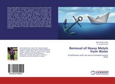 Bookcover of Removal of Heavy Metals from Water