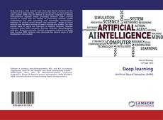 Deep learning kitap kapağı