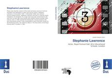 Stephanie Lawrence kitap kapağı