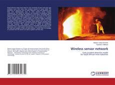 Bookcover of Wireless sensor network