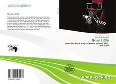 Ross Little kitap kapağı
