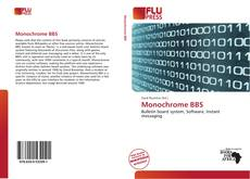 Bookcover of Monochrome BBS