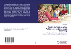 Обложка Portfolio Training for Autonomous Language Learning