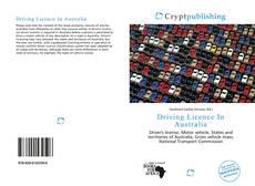 Buchcover von Driving Licence In Australia