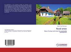 Portada del libro de Rural areas
