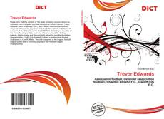 Buchcover von Trevor Edwards