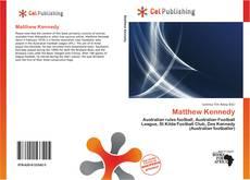 Portada del libro de Matthew Kennedy