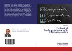 Bookcover of Textbook of fundamental geographic information system