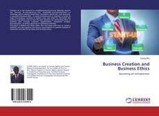 Portada del libro de Business Creation and Business Ethics