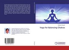 Portada del libro de Yoga for Balancing Chakras