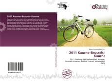 Capa do livro de 2011 Kuurne–Brussels–Kuurne