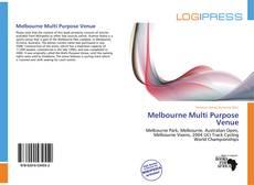 Bookcover of Melbourne Multi Purpose Venue