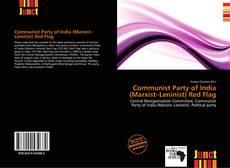 Capa do livro de Communist Party of India (Marxist–Leninist) Red Flag