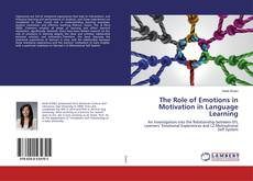 The Role of Emotions in Motivation in Language Learning的封面