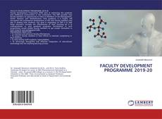 Bookcover of FACULTY DEVELOPMENT PROGRAMME 2019-20