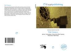Capa do livro de Sid James