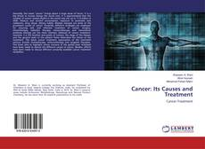 Portada del libro de Cancer: Its Causes and Treatment