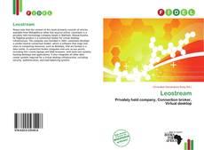 Leostream kitap kapağı