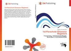 1st Parachute Chasseur Regiment的封面
