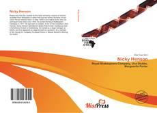 Copertina di Nicky Henson
