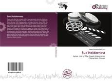 Обложка Sue Holderness