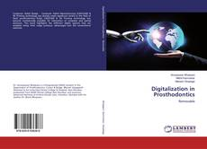 Buchcover von Digitalization in Prosthodontics