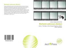 Capa do livro de Richard Johnson (Actor)