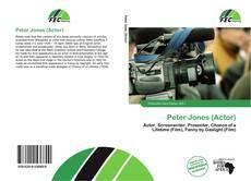Peter Jones (Actor)的封面