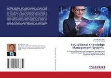Educational Knowledge Management Systems kitap kapağı