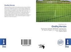 Bookcover of Ondřej Herzán