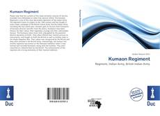 Bookcover of Kumaon Regiment