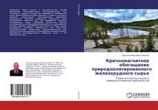 Bookcover of Кричномагнитное обогащение природнолегированного железорудного сырья