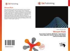 Bookcover of Wesam Rizik