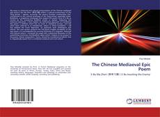 Portada del libro de The Chinese Mediaeval Epic Poem