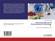 Обложка Laboratory Manual of Pharmaceutical Technology-II