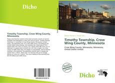 Обложка Timothy Township, Crow Wing County, Minnesota