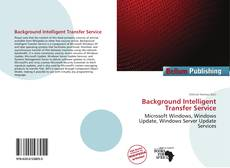 Portada del libro de Background Intelligent Transfer Service