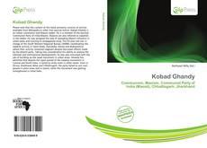 Borítókép a  Kobad Ghandy - hoz