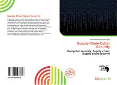 Supply Chain Cyber Security的封面