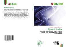 Richard Hadley kitap kapağı