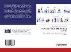 Human Factors and Human Errors kitap kapağı