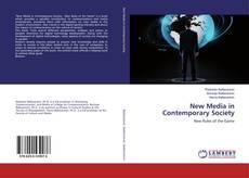 Buchcover von New Media in Contemporary Society