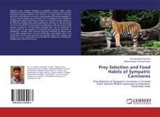 Portada del libro de Prey Selection and Food Habits of Sympatric Carnivores