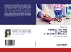 Couverture de FORMULATION AND EVALUATION OF SIMVASTATIN TABLET