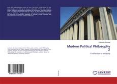 Buchcover von Modern Political Philosophy 2