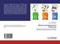 Bookcover of Waste management in Indonesia