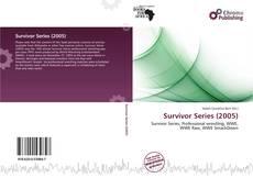 Buchcover von Survivor Series (2005)